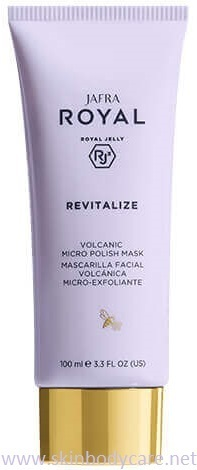 REVITALIZE VOLCANIC MICRO POLISH MASK