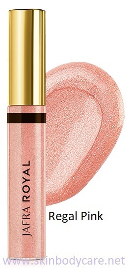 ROYAL LUXURY LIPGLOSS REGAL PINK