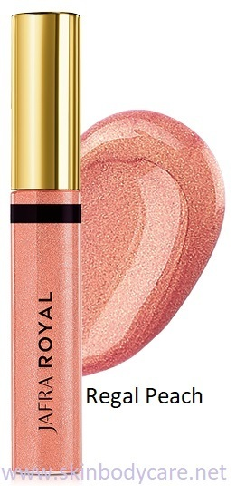 ROYAL LUXURY LIPGLOSS REGAL PEACH