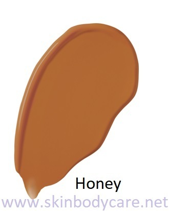 MATTE FOUNDATION HONEY