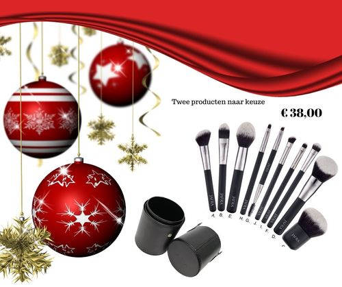 All-Round Brush Set + cadeau: Mini Brush set